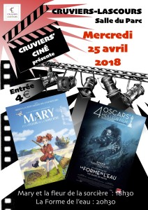 Affiche Ciné Cruviers small